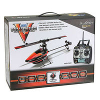 6 Channel RC Helicopter Single-Blade 2.4G