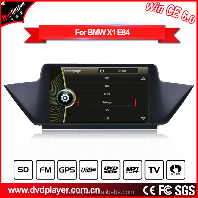 hla 8839 8 inch HD Car GPS Navigation navigator Capacitive screen Bluetooth FOR BMW X1 E84 Navi sat nav vehicle gps