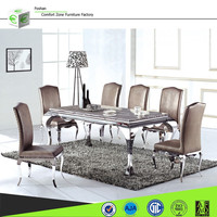 A8053 Hot selling latest designs of dining tables