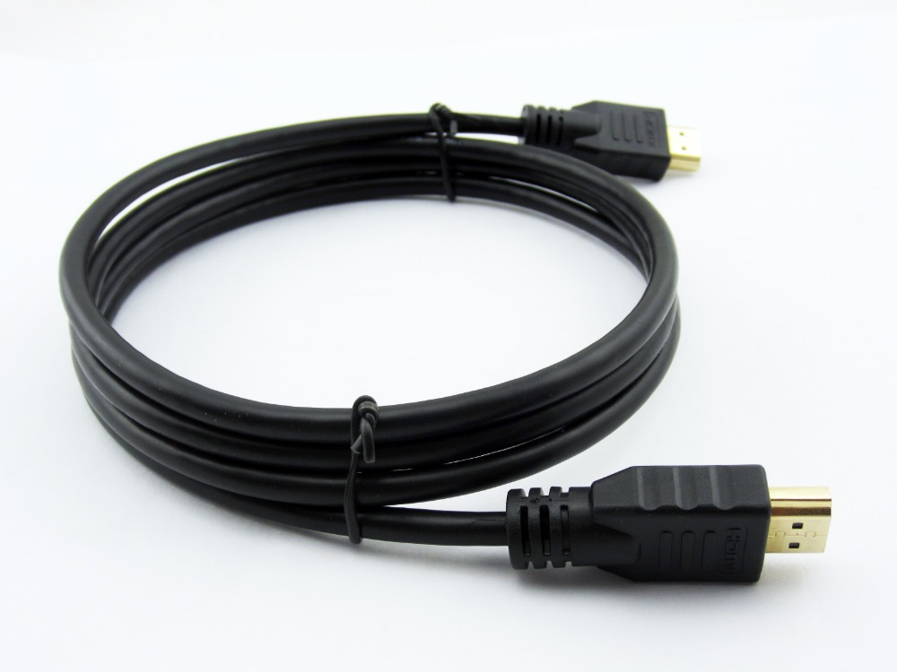 2 PACKS 6ft Gold Plated HDMI Cable for jap AV video gamer