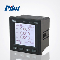 PILOT SPM33 up t0 650kV LCD Harmonic digital power meter
