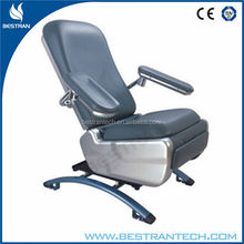 BT-DN005 Hospital Chair Electric Blood Donor Beds Manufacturer