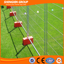 Public security garden mesh cheap used welded field temporary fence for sale