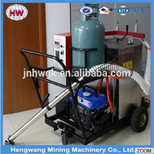 hengwang China low price crack sealing machine/asphalt road crack sealing machine /crack filling