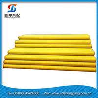cement / concrete transmission / lined steel pipe
