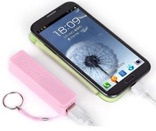 The cheapest price and high quality portable power bank charger with 2600mah/3000mah for iphone, ipad, digital camera