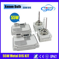 55W HID Xenon Bulb Ballast Kit for BMW D1S whole metal hid kits