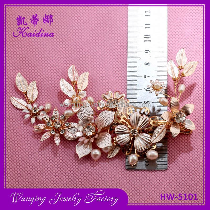 Latest product exquisite bridal salon hairpin