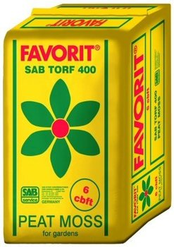Favorit Peat Moss 400L