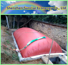 Family size 50kw biogas engine generator for Family Waste treatment