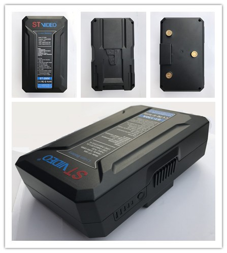 Li-ion Battery, Anton Bauer battery, HD Camera rechargeable battery