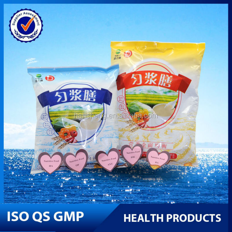 High quality homogenate diet OEM with collagen powder