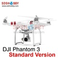 DJI Phantom 3 Flyer Standard Version P3S Ready-to-fly Quadcopter Drone with 2.7K HD Camera Single Battery 25 Minutes F