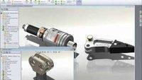 SolidWorks 3D CAD Software