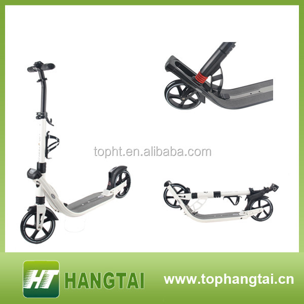 adults/teens town 9 commute easy fold kick scooter cycle/bicycle