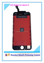 2015 China wholesale lcd for iphone 6 display, for apple iphone 6 lcd screen, for iphone 6 lcd display