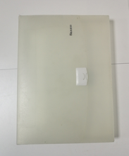 Plastic customized printing A4 file box