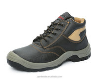GT8852 Hot sale china industrial genuine leather safety shoes