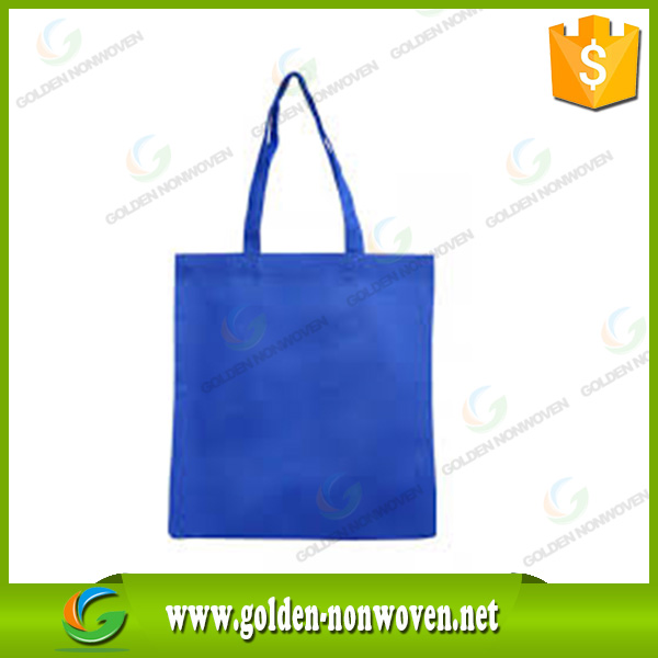 Promotional Cheap Customized Eco Fabric Tote Non-woven Shopping Bag/Recyclable PP Non Woven Bag/pictures printing non woven bag