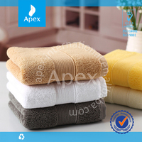 Staple Cotton Egyptian Cotton Towel Face Washer Towels