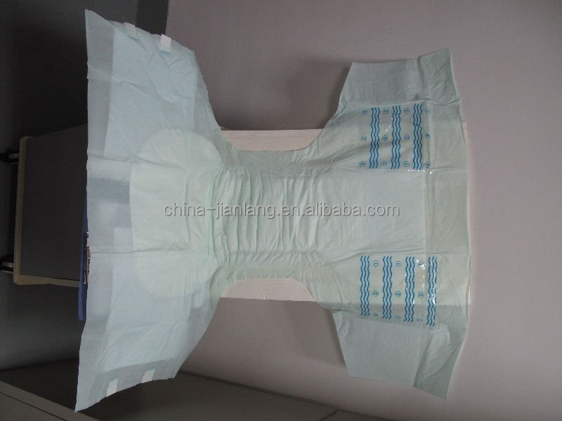 Disposable adult diaper for adult