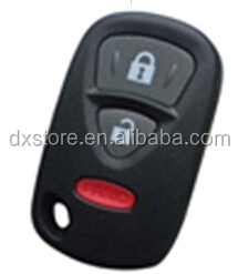 Low Price 2+1 buttons remote key blank for suzuki key cover smart key for suzuki