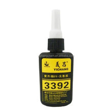 3392 Ultraviolet UV adhesive glue for touch screen,LCD,IPHONE