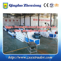 PVC WPC door board making machine production line