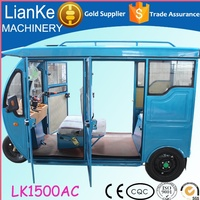 closed cargo tricycle with closed cargo box/heavy loading 3 wheel motorcycle/adult electric motorcycles