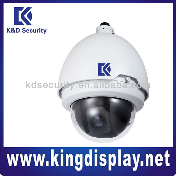 HD 720P 1.3mp CCD ip ptz camera speed dome outdoor 18X optical zoom security camera
