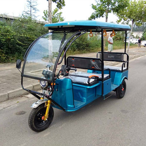 electric passenger tricycle pedicab auto rickshaw for sale