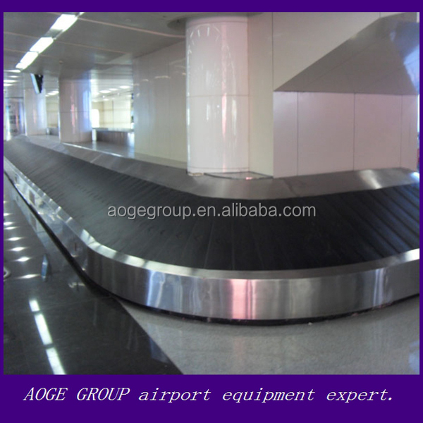 arrival and departure carousel baggage system