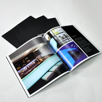 custom design furniture catalog printing service