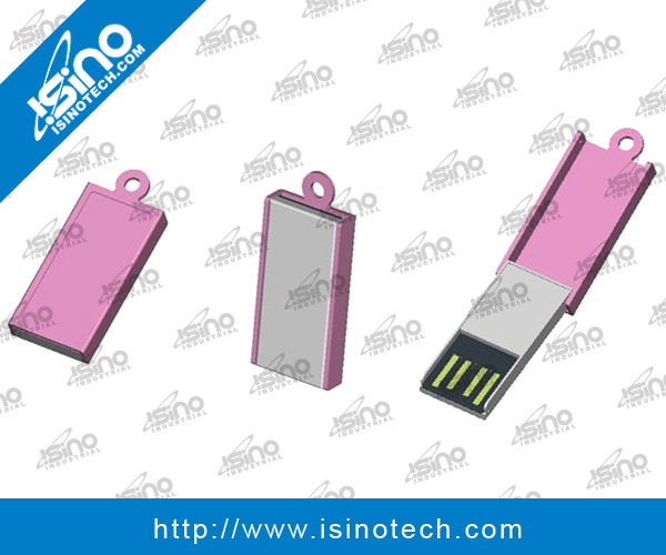 Foldable Mini USB Stick for Custom Logo Printing