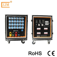 ZJM 3 phase stage power distro for Led display