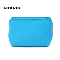 Best Smoothly Portable Small PU Leather Personalized Cosmetic Bags Designer for Travel