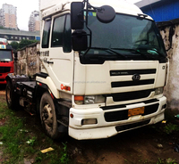 used nissan UD tractor head for sale
