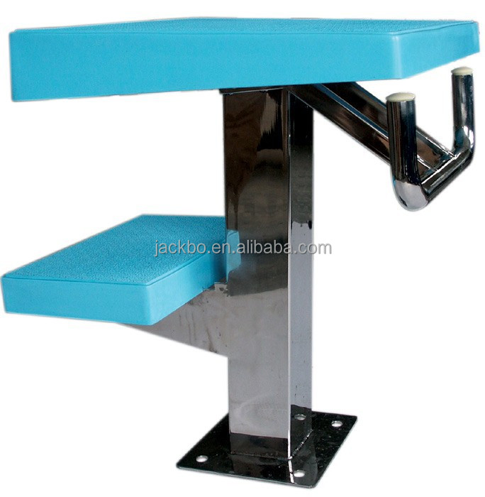 Swimming pool starting block with high quality