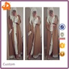 Fashion Front Open Woman Islamic Abaya