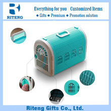 Portable Airline Approved Travel Pet Dog Crate Carrier