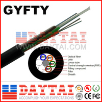 Outdoor 288 Core Fiber Optical Cable