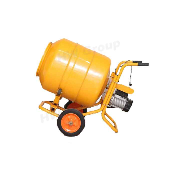 HW-350 Two Wheel Stainless Steel Cement Concrete Mixer