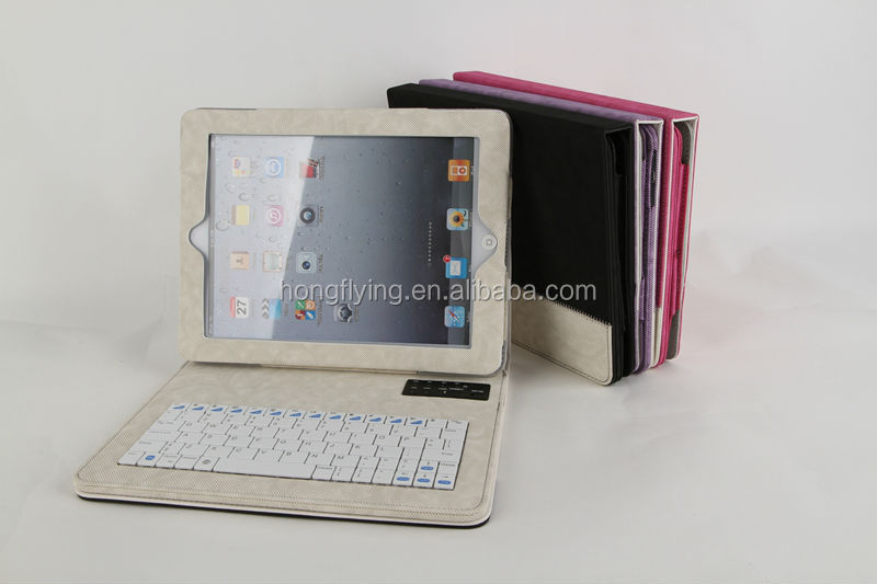 2014 the newest tablet keyboard case for 7inch android tablet pc with twill PU