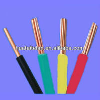 BS6004 PVC Electrical conduiting 6mm cable