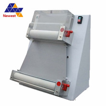 Factory Directly Adjustable Electric pizza roller machine ,machine to make pizza,pizza dough press machine
