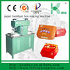 discount semi-auto paper lunch BOX making machine in mid-autumn day