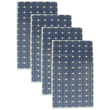 Solar Panels 250W 300W 400W Monocrystalline Mono Solar PV Modules For Sale