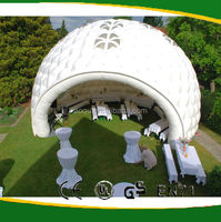 Luxury inflatable tent/wedding tent/party tent for sale
