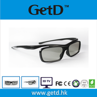 Ultra High Brightness Circular Polarized Cinema Passive 3D glasses for High End Cinema