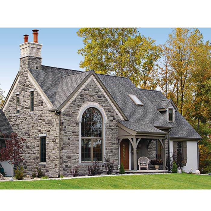 Cultrued Slate Stone Exterior Stone Wall Cladding Buy: stone products for home exterior